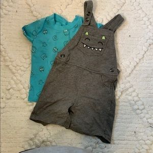 Little Monster Outfit